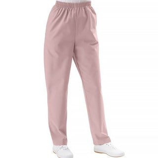 Medline Women's Carnation Two-pocket Scrub Pants