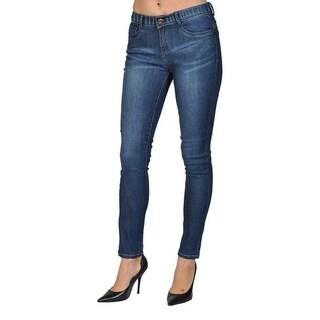 C'est Toi Supper Skinny Blue Denim Jeans