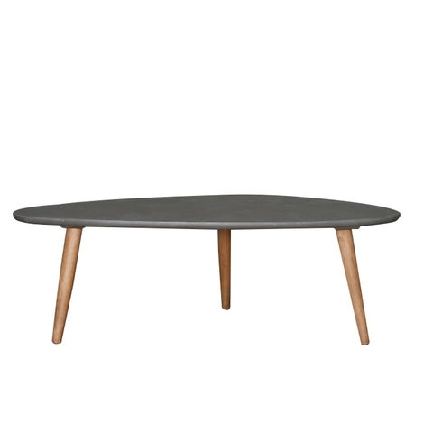 Teton Home wooden coffee table AF-133