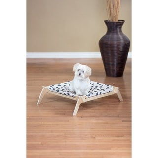 Primetime Petz Pet Lounge - Designer Pet Lounge with Reversible Fabric Hammock