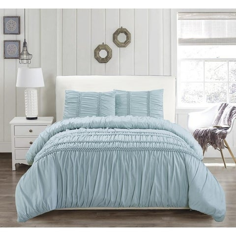 Kensie Emilia Kensie 2 Piece or 3 Piece Duvet Cover Set