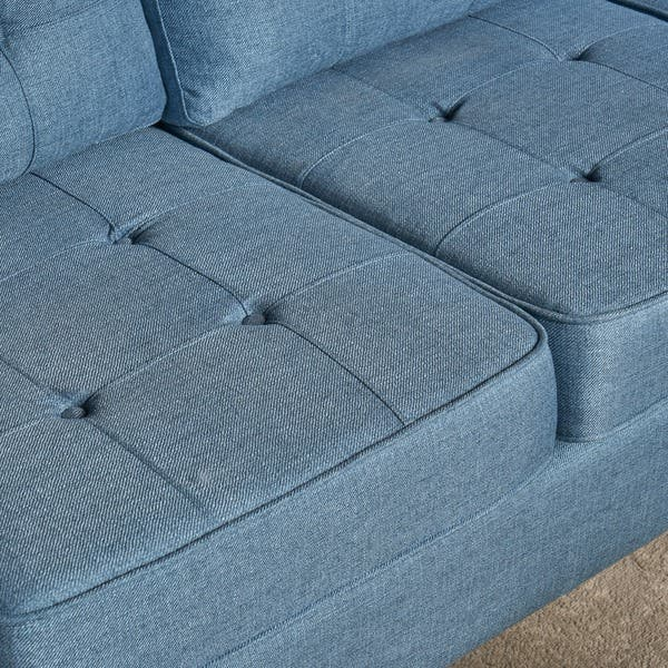Enjoyable Shop Nasir Mid Century Modern 4 Piece Sectional Sofa Set By Spiritservingveterans Wood Chair Design Ideas Spiritservingveteransorg