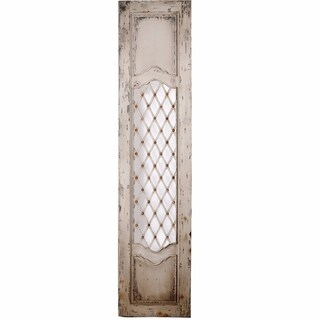 French Country Accented Decorative Wood Panel