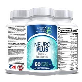 Neuro Plus Brain and Focus Formula