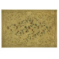 Heirloom Central Park area rug by Bacova - 87x60