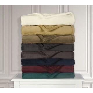 Blissful Living Oversized Ultra Soft Plush Throw Blanket