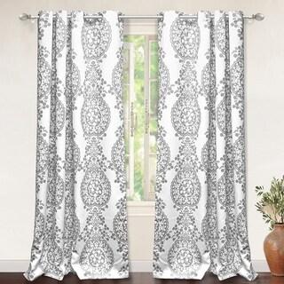DriftAway Samantha Thermal/Room Darkening Window Curtains, 2 Panels