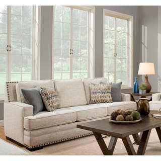 Cream Living Room Furniture For Less | Overstock