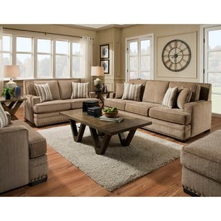 Taupe Living Room Furniture Sets For Less | Overstock.com