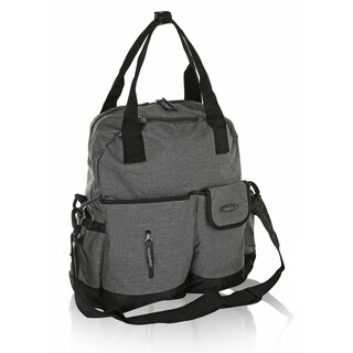 Amazing Mom Colorland Lucas Five Carry Ways Baby Diaper bag