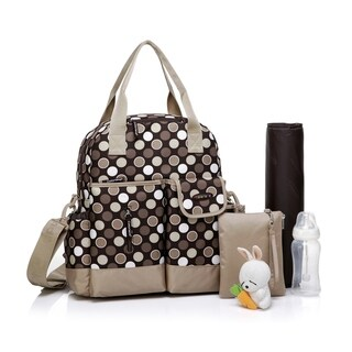 Link to Amazing Mom Colorland Lucas Five Carry Ways Baby Diaper bag Similar Items in Diaper Bags