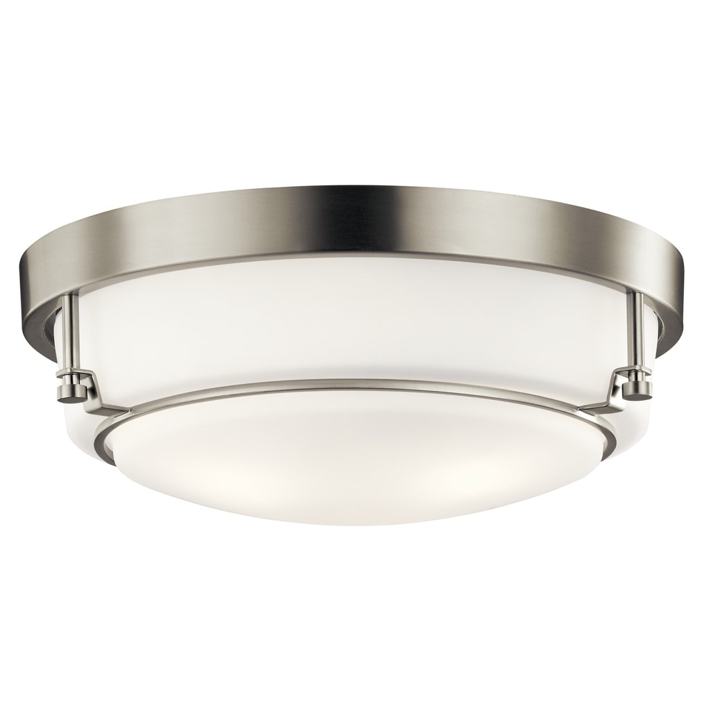 Collection 3 Light Brushed Nickel