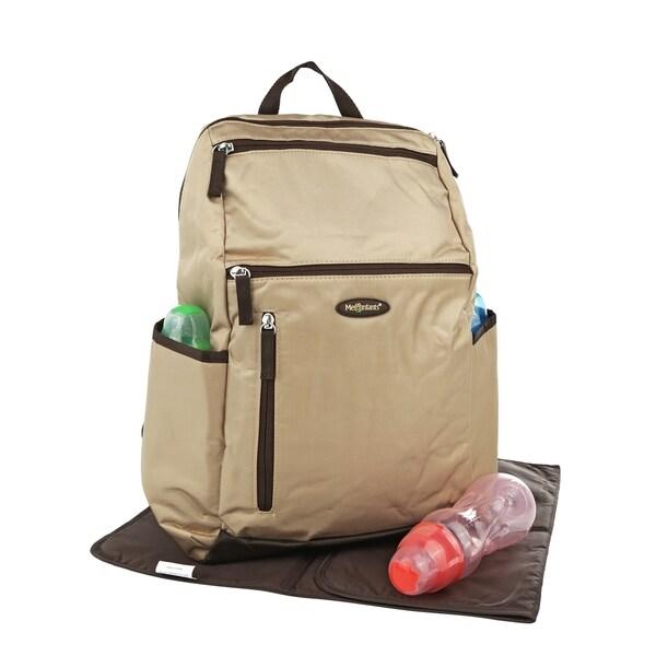 Mes Enfants simplicity Series Marie Sweet Microfiber Baby Bag Backpack 32543701
