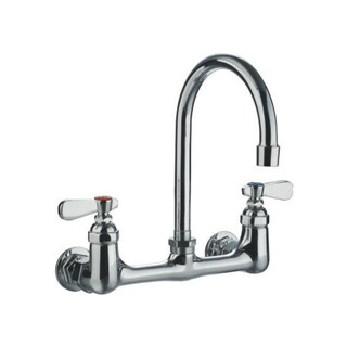 Whitehaus Collection Heavy Duty Wall Mount Utility Faucet