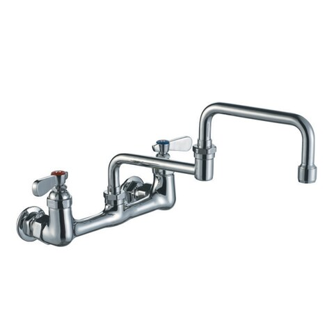 Whitehaus Collection Utility Faucet with Double Jointed Spout
