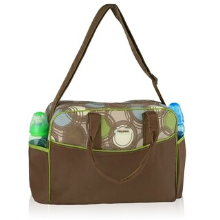 Mes Enfants simplicity Series Lucile Microfiber Baby Bag