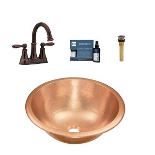 Sinkology Born All in One Sink and Courant Faucet Kit