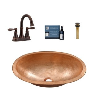 Sinkology Strauss All in One Sink and Courant Faucet Kit