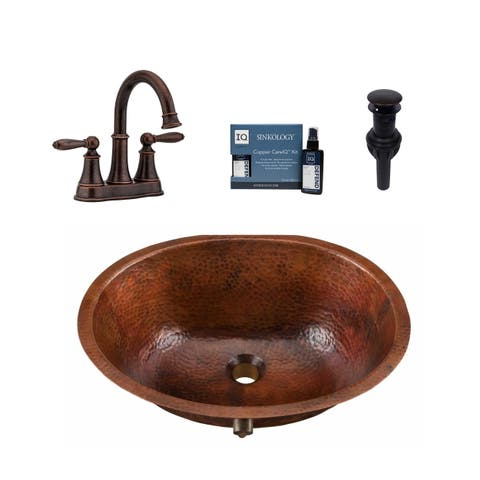 Sinkology Freud All in one Faucet and Courant Sink Kit
