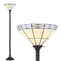 Tiffany Style Simple Floor Lamp Free Shipping Today