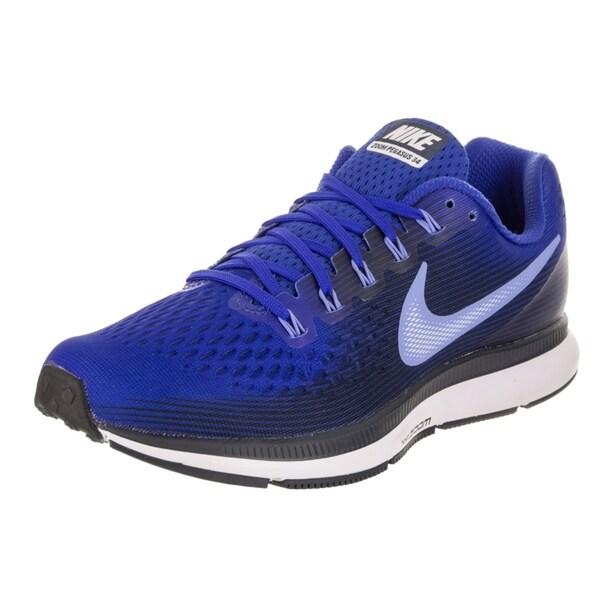 7a155e14e48c Shop Nike Men s Air Zoom Pegasus 34 Running Shoe - Free Shipping ...