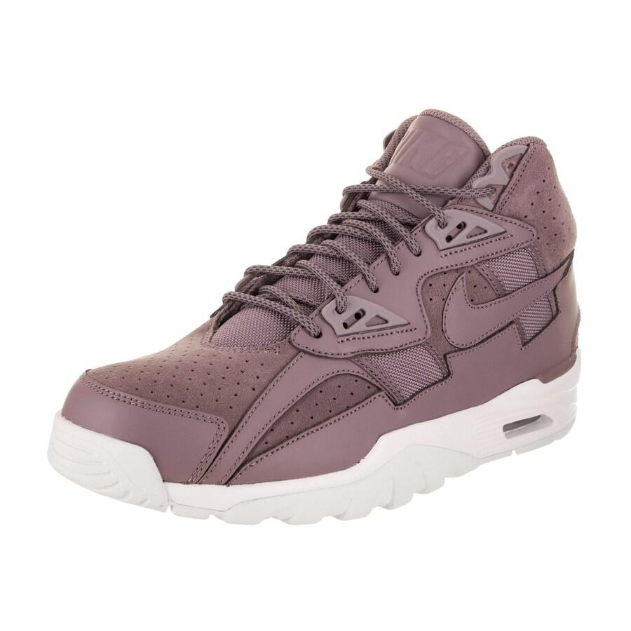 Nike Men's Air Trainer SC High Training Shoe (9), Purple ...
