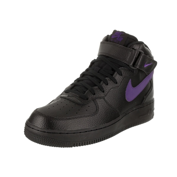 size 40 f78c9 c2608 Nike Men  x27 s Air Force 1 Mid   x27 07 Basketball