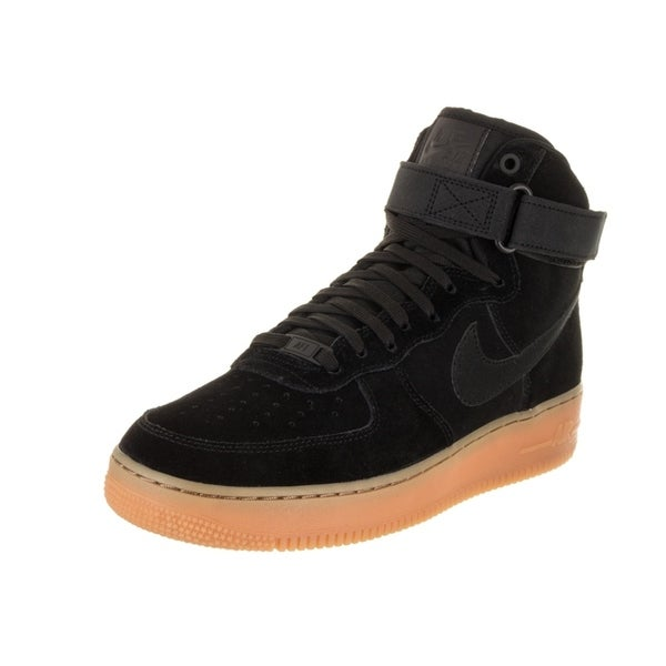 e92a27cf72f4 Shop Nike Men s Air Force 1 High  07 Lv8 Suede Basketball Shoe ...