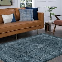 Alise Essence Transitional Oriental Area Rug (9x13)