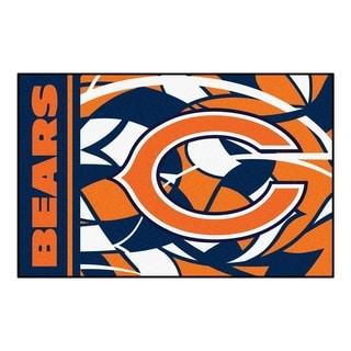 """NFL - Chicago Bears  Starter Rug 19""""x30"""""""