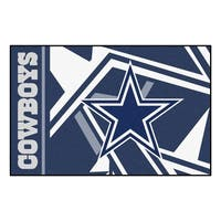 "NFL - Dallas Cowboys  Starter Rug 19""x30"""