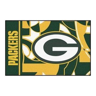 NFL Green Bay Packers Starter Rug 19 X30