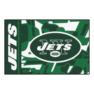 "NFL - New York Jets  Starter Rug 19""x30"""