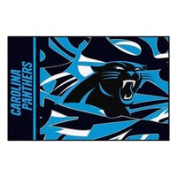 "NFL - Carolina Panthers  Starter Rug 19""x30"""