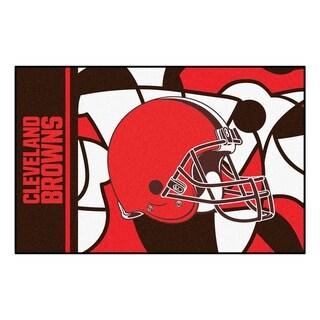 """NFL - Cleveland Browns  Starter Rug 19""""x30"""""""
