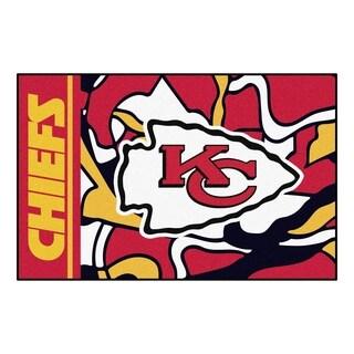 """NFL - Kansas City Chiefs  Starter Rug 19""""x30"""""""