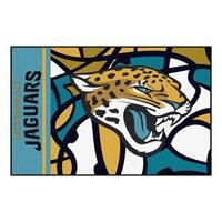 """NFL - Jacksonville Jaguars  Starter Rug 19""""x30"""""""