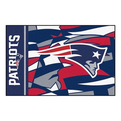 "NFL - New England Patriots Starter Rug 19""x30"""