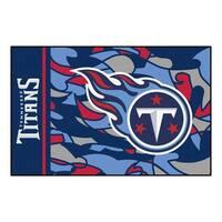 "NFL - Tennessee Titans  Starter Rug 19""x30"""