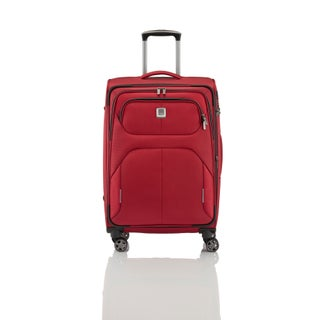 TITAN NONSTOP Medium Lightweight Spinner Expandable Suitcase 27""