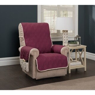 Innovative Textile Solutions 5 Star Recliner Protector Slipcover