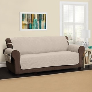 Link to ITS Reversible Waterproof 5 Star XL Sofa Furniture Protector - xl sofa - xl sofa Similar Items in Slipcovers & Furniture Covers