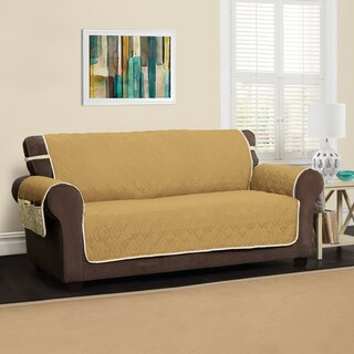 Innovative Textile Solutions 5 Star Sofa Protector Slipcover (Option: Gold)