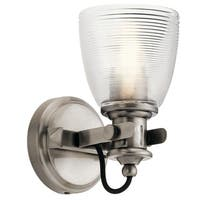 Kichler Lighting Flagship Collection 1-light Pewter Wall Sconce