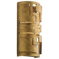 Kichler Lighting Shefali Collection 2-light Pharaoh Gold Wall Sconce