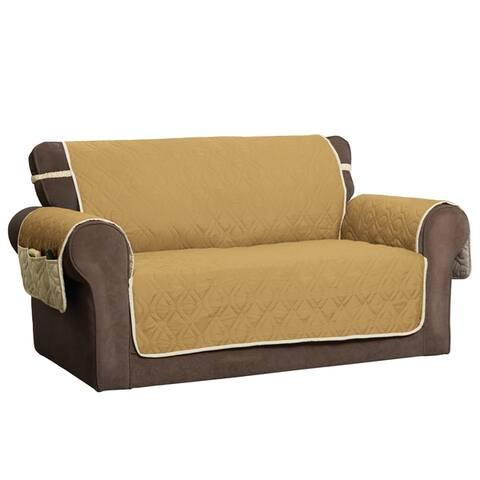 ITS Reversible Waterproof 5 Star Loveseat Furniture Protector