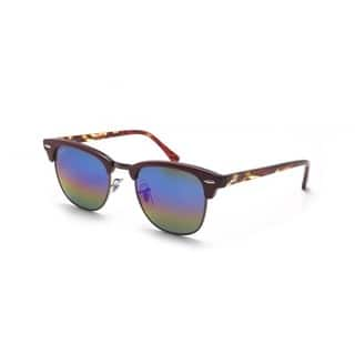 6f36891a59 RayBan Clubmaster Sunglasses - Purple - Medium