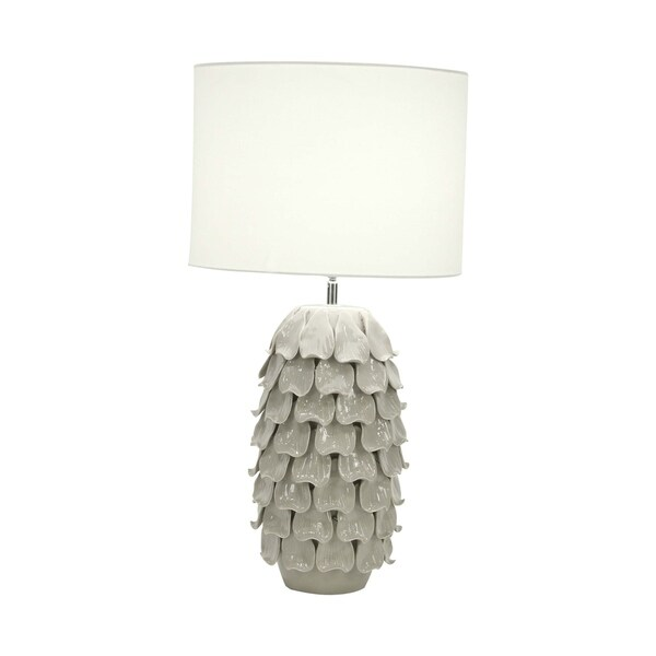 Modern Ceramic Pineapple Table Lamp