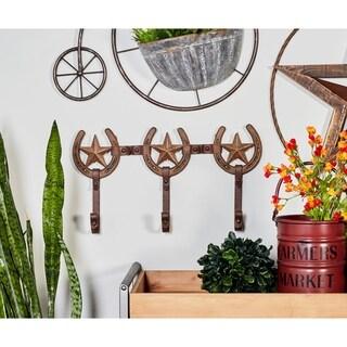 Modern Iron Cowboy Wall Hook