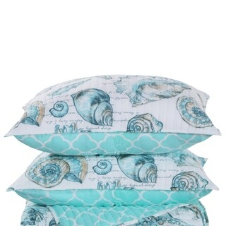 Cruz Coastal Sham Set (Set of Two Pillow Shams)